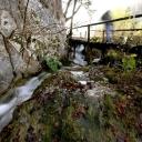 Plitvice - a tél felé félúton